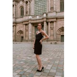 Andrea | Vestido corto de...