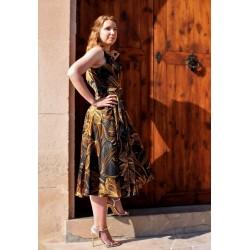 Jasmine | Vestido de satén...