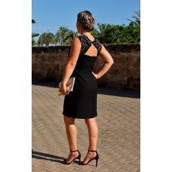 Océane | Short dress with...